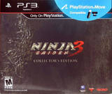 Ninja Gaiden 3 -- Collector's Edition (PlayStation 3)